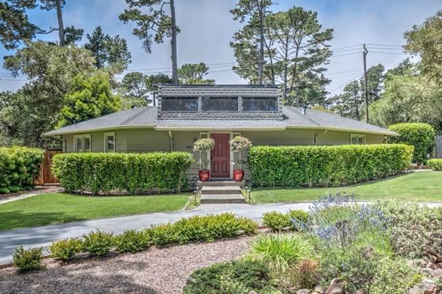4110 El Bosque Drive, Pebble Beach, CA 93953 (#ML81800682) :: American Real Estate List & Sell