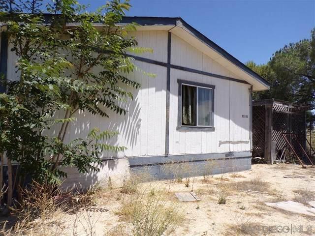 39150 Hi Pass Road, Boulevard, CA 91905 (#200032483) :: Re/Max Top Producers