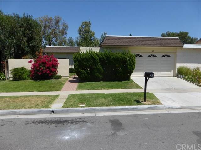 48 Mann Street, Irvine, CA 92612 (#OC20137003) :: Sperry Residential Group