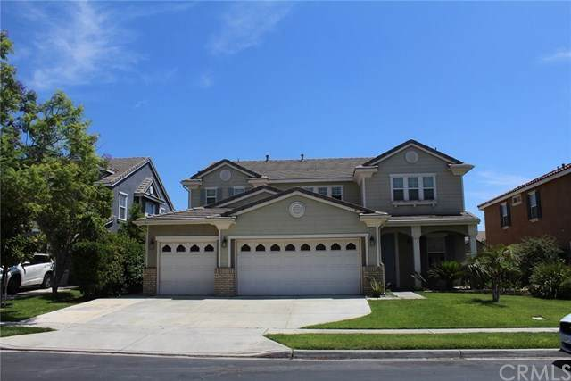 15593 Marnie Place, Fontana, CA 92336 (#WS20136801) :: Doherty Real Estate Group