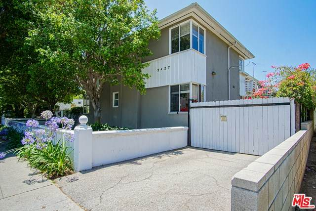 2427 Centinela Avenue F, Santa Monica, CA 90405 (#20603148) :: Berkshire Hathaway HomeServices California Properties