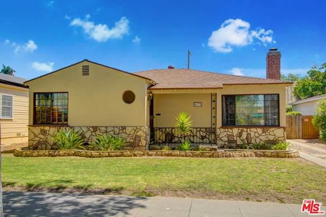 4172 Mentone Avenue, Culver City, CA 90232 (#20603004) :: Sperry Residential Group