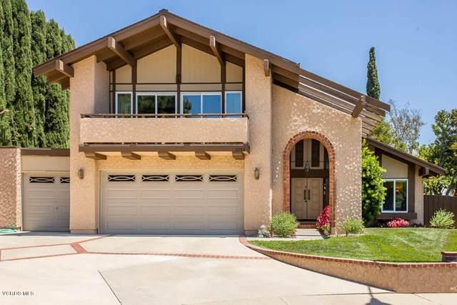 3084 Frontier Avenue, Thousand Oaks, CA 91360 (#220007275) :: The Laffins Real Estate Team