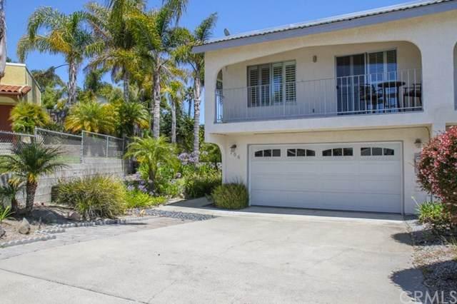 706 Vista Pacifica Circle, Pismo Beach, CA 93449 (#PI20136887) :: The Brad Korb Real Estate Group