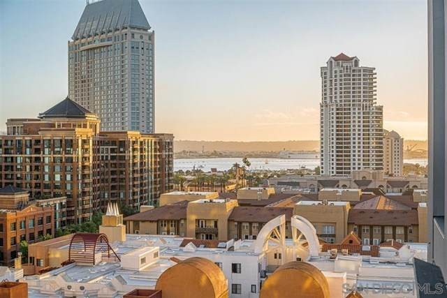 645 Front St #1107, San Diego, CA 92101 (#200032539) :: The Brad Korb Real Estate Group