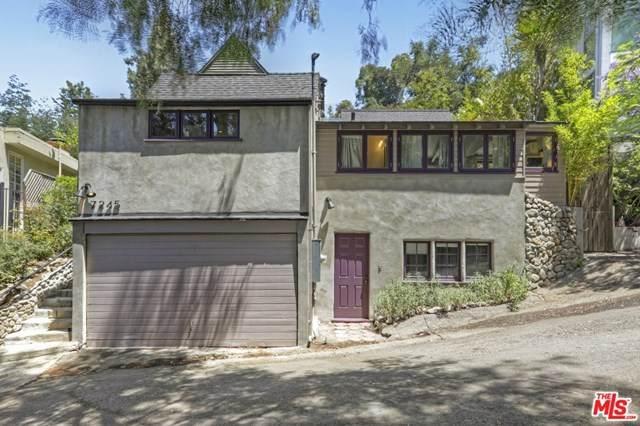 7245 Sycamore Trail, Los Angeles (City), CA 90068 (#20603158) :: RE/MAX Empire Properties