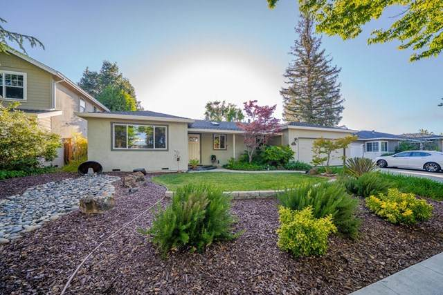 4995 Bel Escou Drive, San Jose, CA 95124 (#ML81800762) :: Millman Team