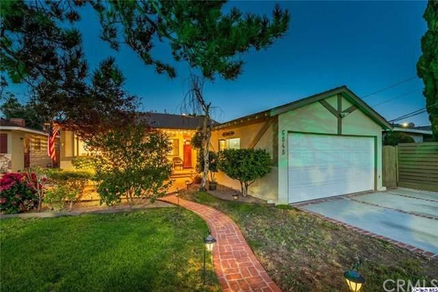 6848 Rubio Avenue, Lake Balboa, CA 91406 (#320002358) :: Millman Team