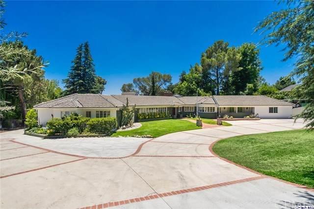 1020 Vista Del Valle Road, La Canada Flintridge, CA 91011 (#320002136) :: Crudo & Associates