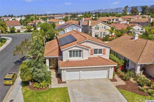 353 Via Olivera, Camarillo, CA 93012 (#320002352) :: The Laffins Real Estate Team
