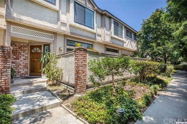 7100 Balboa Boulevard #807, Lake Balboa, CA 91406 (#320002172) :: Millman Team