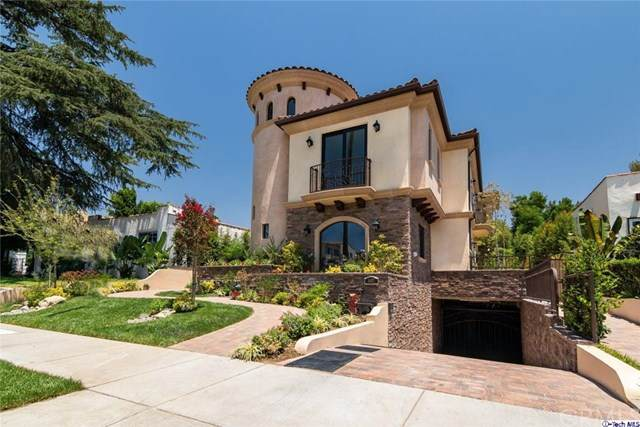 1407 5th Street #105, Glendale, CA 91201 (#320002333) :: Steele Canyon Realty