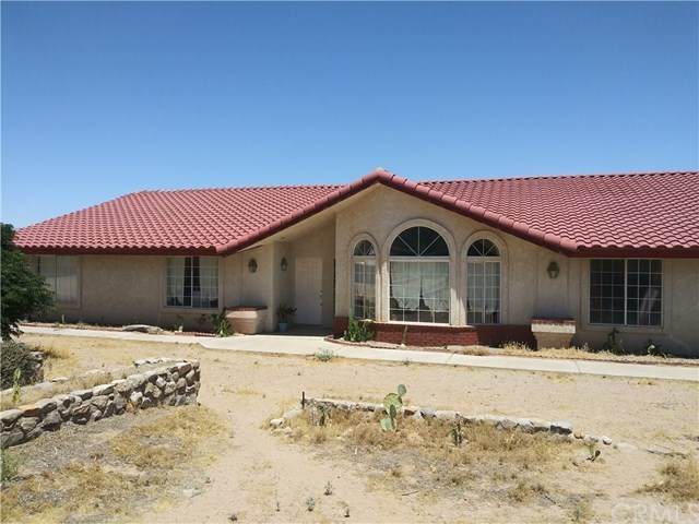 31656 Laramie Street, Lucerne Valley, CA 92356 (#PW20137221) :: Steele Canyon Realty