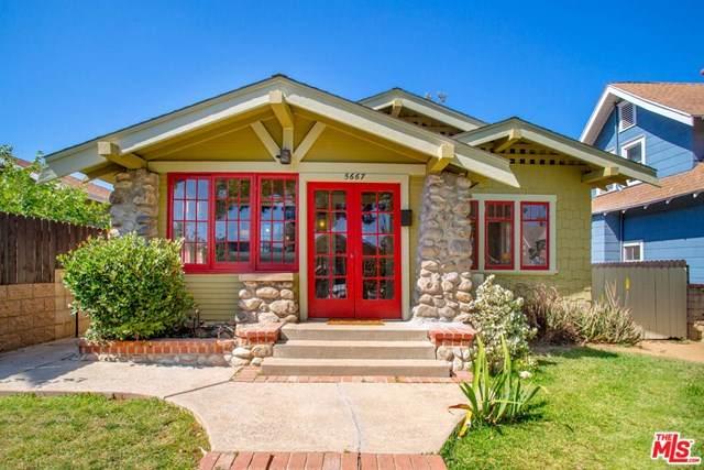 5667 Hub Street, Los Angeles (City), CA 90042 (#20601642) :: A|G Amaya Group Real Estate