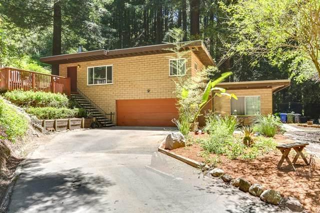 620 Mystery Spot Road, Santa Cruz, CA 95065 (#ML81797720) :: The Laffins Real Estate Team