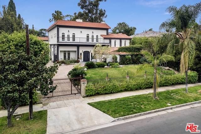 631 S Arden Boulevard, Los Angeles (City), CA 90005 (#20603310) :: Allison James Estates and Homes