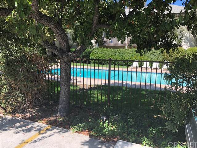 23515 Lyons Avenue #156, Valencia, CA 91355 (#SR20137419) :: American Real Estate List & Sell