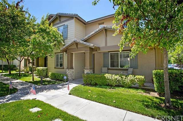 24017 Amphora Place, Valencia, CA 91354 (#SR20137459) :: American Real Estate List & Sell