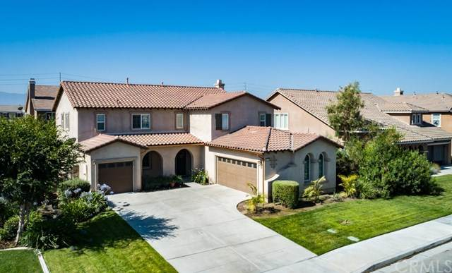 14759 Bittersweet Lane, Eastvale, CA 92880 (#IG20137454) :: Allison James Estates and Homes