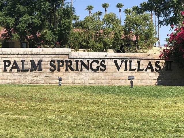 2801 N Los Felices Circle E #D107, Palm Springs, CA 92262 (#200032610) :: The Brad Korb Real Estate Group
