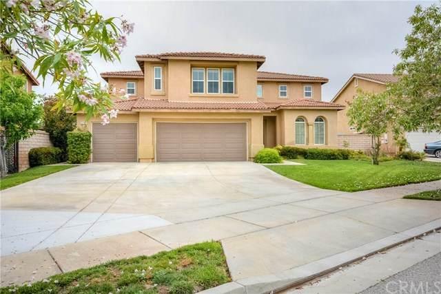 3283 Quartz Circle, Corona, CA 92882 (#IG20137722) :: Sperry Residential Group
