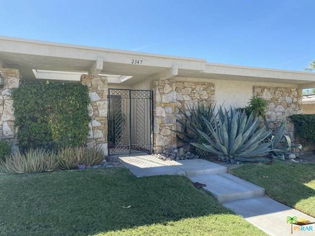 2347 S Madrona Drive, Palm Springs, CA 92264 (#20602692) :: Zutila, Inc.