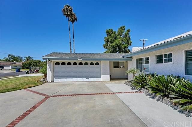 16637 Tuba Street, North Hills, CA 91343 (#SR20137848) :: Allison James Estates and Homes