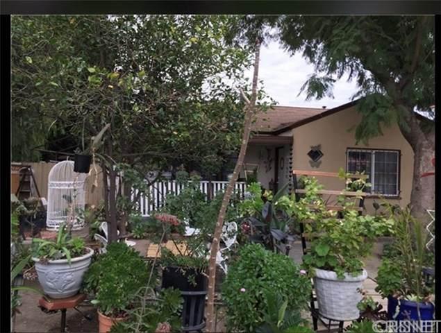 14802 Gilmore Street, Van Nuys, CA 91411 (#SR20137841) :: Rogers Realty Group/Berkshire Hathaway HomeServices California Properties