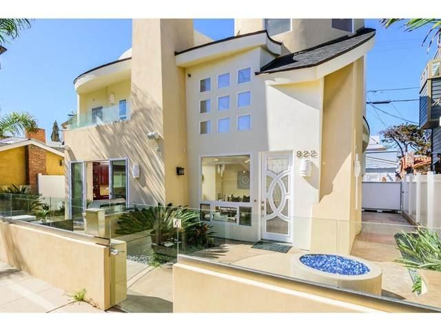 822 Portsmouth, San Diego, CA 92109 (#PI20137890) :: Crudo & Associates