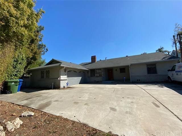 17600 Tarzana Street, Encino, CA 91316 (#SR20137794) :: Sperry Residential Group