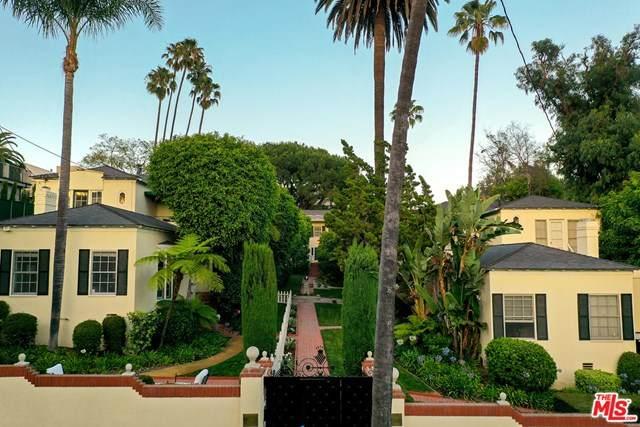 1718 N Vista Street, Los Angeles (City), CA 90046 (#20603314) :: Sperry Residential Group