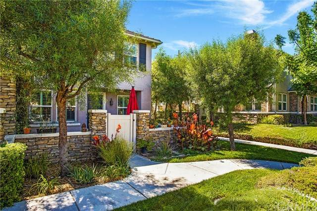 7724 Chambray Place #2, Rancho Cucamonga, CA 91739 (#OC20137970) :: The Brad Korb Real Estate Group