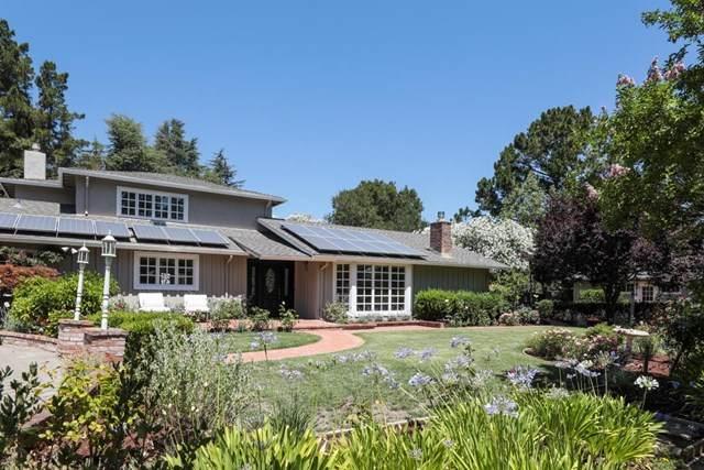 11035 Magdalena Road, Los Altos Hills, CA 94024 (#ML81800891) :: The Ashley Cooper Team