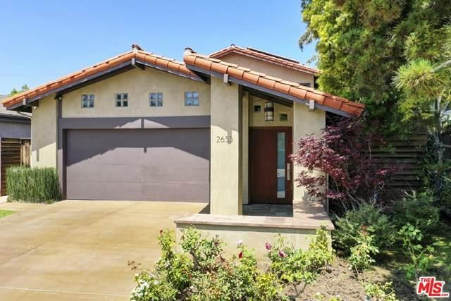 2655 31ST Street, Santa Monica, CA 90405 (#20593006) :: Crudo & Associates