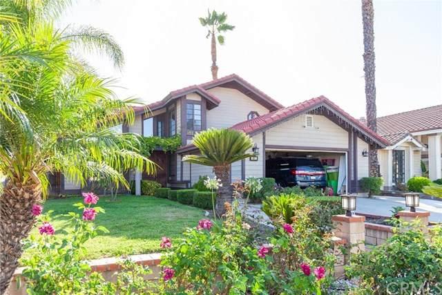 41 Hunter Point Road, Phillips Ranch, CA 91766 (#WS20137297) :: Crudo & Associates