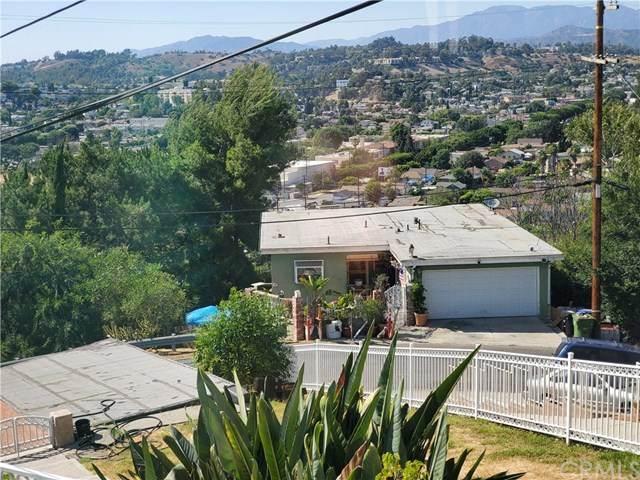 5030 La Calandria Drive, Los Angeles (City), CA 90032 (#PT20137765) :: Crudo & Associates
