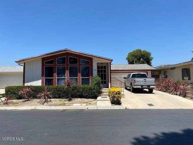 975 W Telegraph Road #83, Santa Paula, CA 93060 (#220007313) :: The Costantino Group | Cal American Homes and Realty