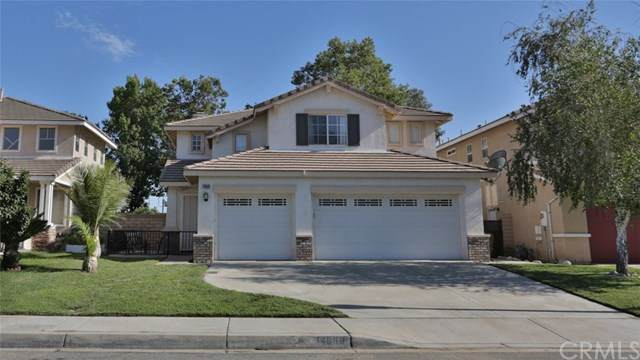 14669 Saddlepeak Drive, Rancho Cucamonga, CA 92336 (#CV20138104) :: Blake Cory Home Selling Team
