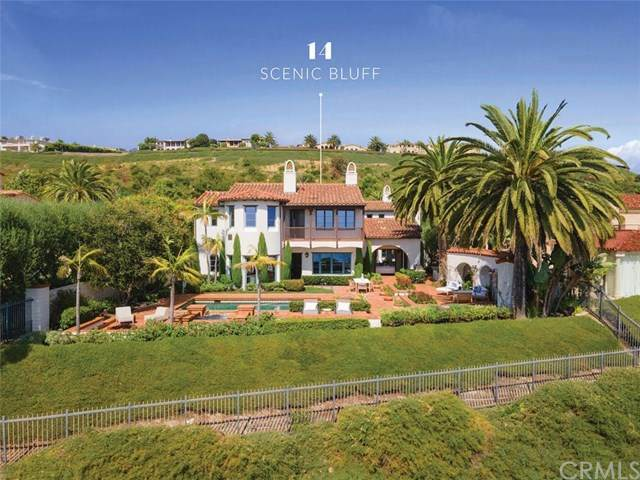 14 Scenic Bluff, Newport Coast, CA 92657 (#NP20129352) :: Allison James Estates and Homes