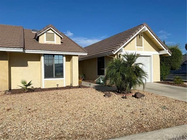 1439 Freedom Way, San Jacinto, CA 92583 (#TR20138193) :: The Brad Korb Real Estate Group
