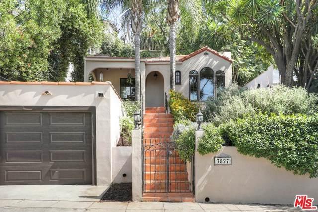 3827 Fernwood Avenue, Los Angeles (City), CA 90027 (#20599034) :: A|G Amaya Group Real Estate