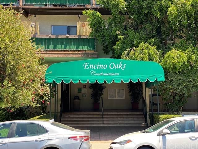 5460 White Oak Avenue E215, Encino, CA 91316 (#SR20138271) :: Sperry Residential Group