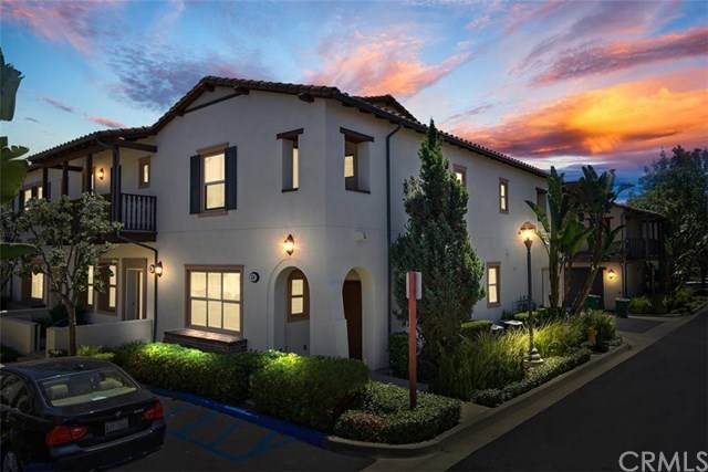 84 Talisman, Irvine, CA 92620 (#CV20137556) :: Sperry Residential Group