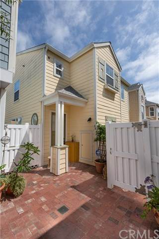 1800 S Pacific Coast #58, Redondo Beach, CA 90277 (#PV20134664) :: Frank Kenny Real Estate Team