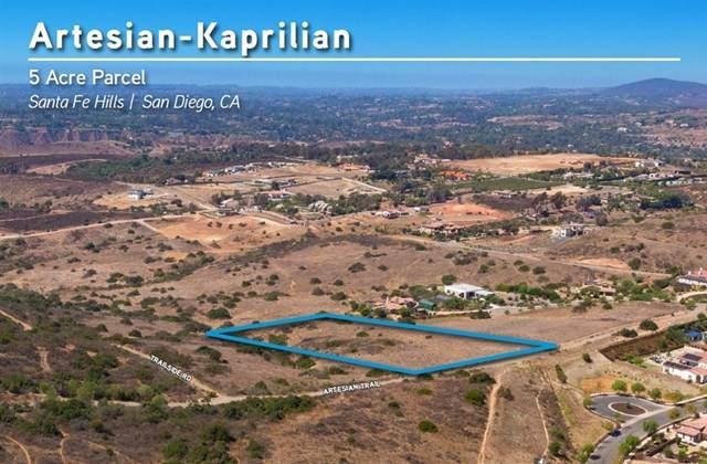 0 Artesian Trail, San Diego, CA 92127 (#200032789) :: A|G Amaya Group Real Estate