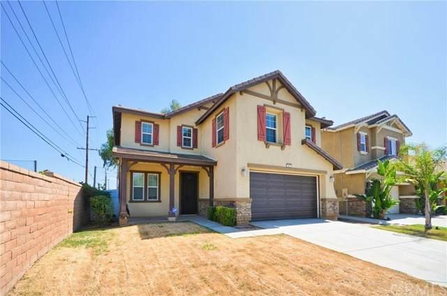 667 Gloriosa Avenue, Perris, CA 92571 (#OC20138529) :: Blake Cory Home Selling Team