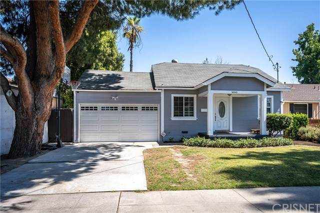 14043 Calvert Street, Van Nuys, CA 91401 (#SR20137936) :: Rogers Realty Group/Berkshire Hathaway HomeServices California Properties