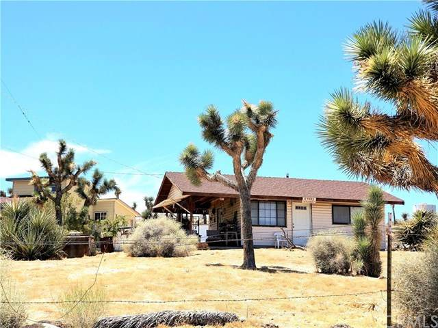 57885 Wilhart Drive, Yucca Valley, CA 92284 (#JT20138504) :: Sperry Residential Group