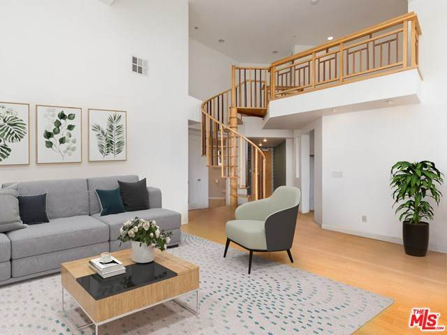 12222 Wilshire Boulevard Ph11, Los Angeles (City), CA 90025 (#20604034) :: Sperry Residential Group