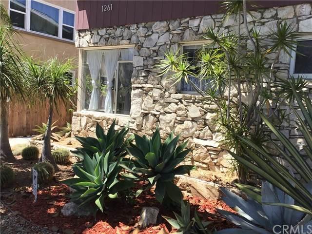 1261 E 1st Street #1, Long Beach, CA 90802 (#PW20138116) :: Allison James Estates and Homes